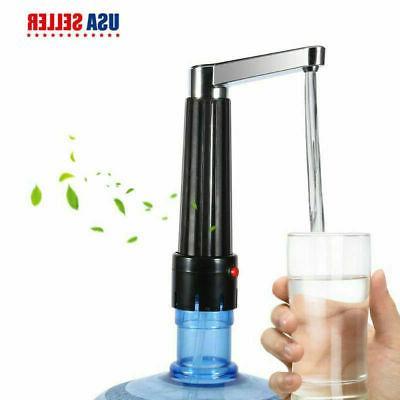 water bottle pump dispenser automatic 5 gallon