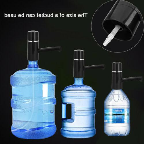 Water Bottle Electric Water USB Charging Automatic For