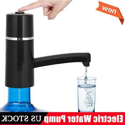 water bottle pump electric water dispenser usb