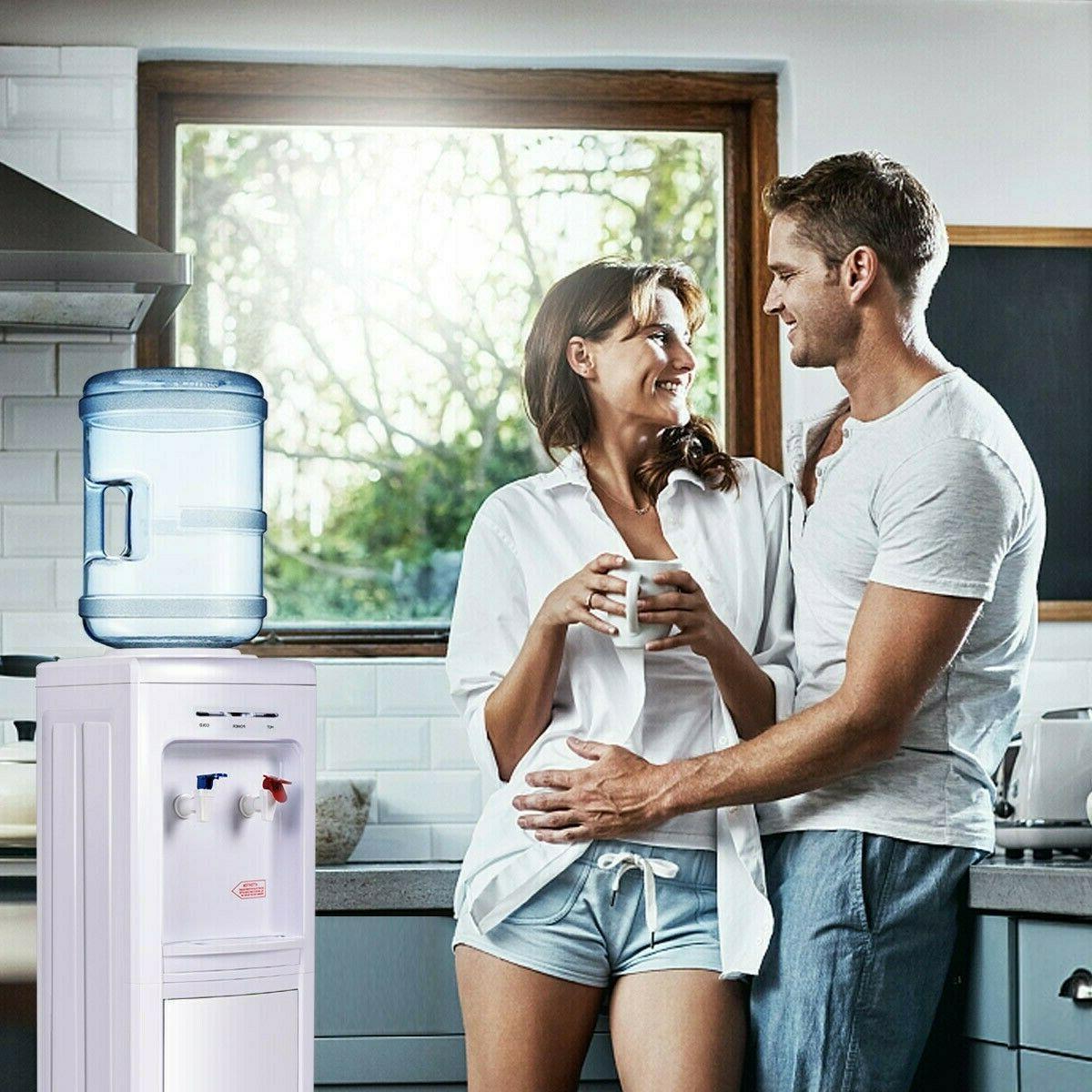 water cooler dispenser 5 gallon cold