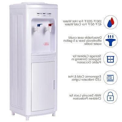 Top Loading Dispenser 5 Hot Bottle Home