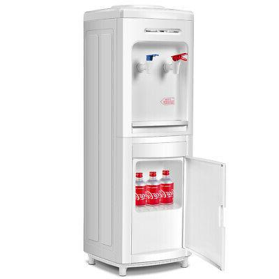 Top Water Dispenser 5 Bottle Load Electric Primo Home