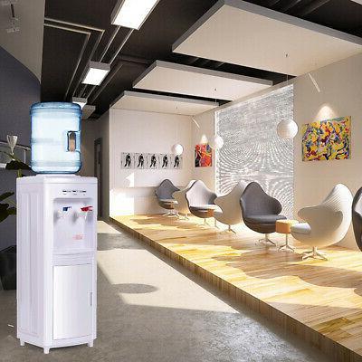 Top Cooler Dispenser 5 Bottle Load Electric Primo Home