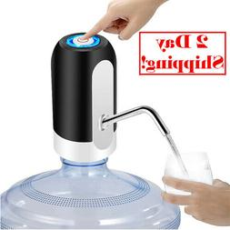 LECIEL Water Pump Dispenser, Automatic Drinking Water Bottle