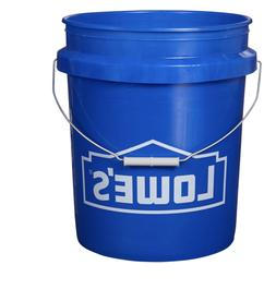 Lid FOOD GRADE COMMERCIAL PLASTIC BUCKET 5 GALLON Durable  P