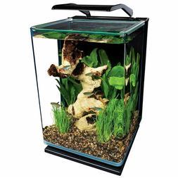 MarineLand 5 Gallon Portrait Glass LED Aquarium Kit NEW FREE