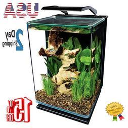 Marineland Aquarium Glass Perfecto Gallon Canopy Kit Light T