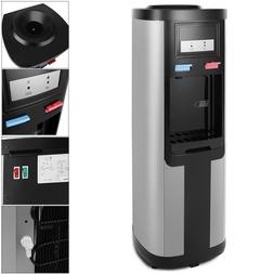 New 5 Gallon Top Loading Water Cooler Dispenser Hot Cold Wat