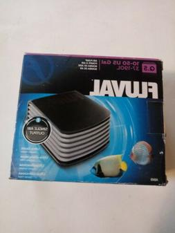 NEW!! FLUVAL Q.5 Air pump 10-50 Gallon Aquariums