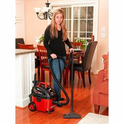 NEW! Craftsman Wet Dry Vac Vacuum 4 Gallon 5HP Quiet Home Sh