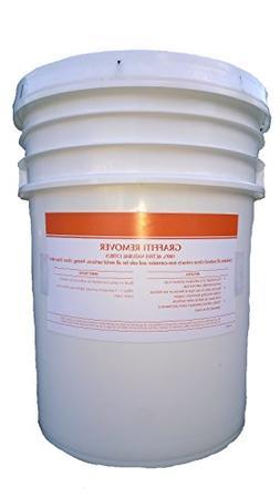 Patriot Chemical Sales 5 Gallon Pail Graffiti Remover 100% A