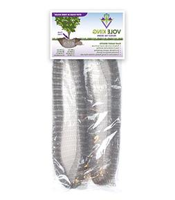 Vole King Plant Basket-Protects the Crown-Pack of 2