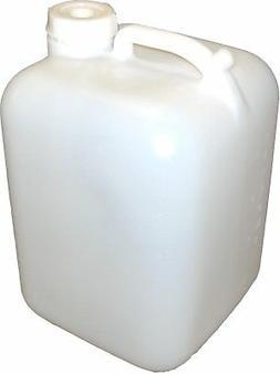 plastic hedpak carboy