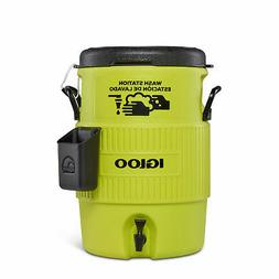 Igloo Portable 5 Gallon Camping Sports Station Water Dispens