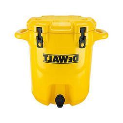 DeWALT Portable 5 Gallon Water Jug Dispenser Cooler w/ Spout