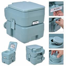 5 Gallon / 20L Portable Toilet Flush Travel Outdoor Camping
