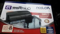 Aqueon Quiet Flow led Aquarium Power Filter, 55 75 For Tanks