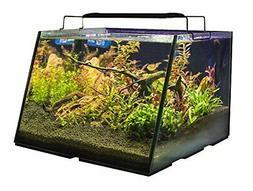 Lifegard Aquatics R800206 Full-View 5 Gallon Aquarium with B