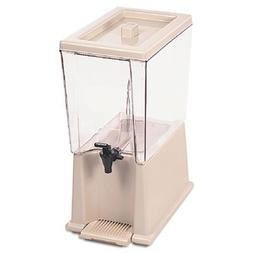 RCP3359CLE - Noncarbonated Beverage Dispenser, 5gal, Clear/o