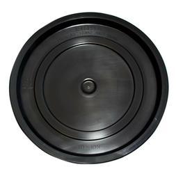 Argee RG5502BLK/10 Lid for Plastic Buckets , 3.5 gallon/5 ga