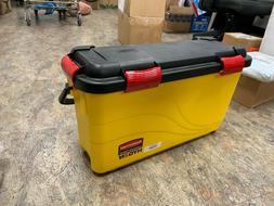 Rubbermaid Q95088 Hygen Charging Bucket, Yellow