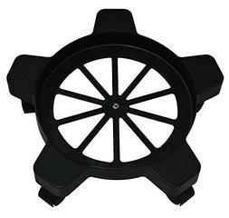 i-Lift Equipment SD15-P Plastic Drum Dolly, 75 lb. Capacity
