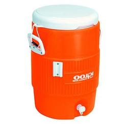 5 Gallon Capacity | Seat-Top Beverage Cooler | Pressure-Fit