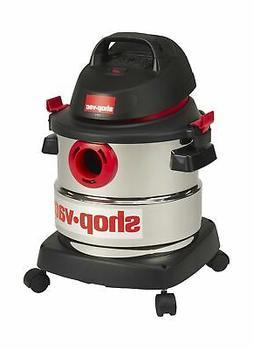 Shop-Vac 5989300 5-Gallon 4.5 Peak HP Stainless Steel Wet Dr