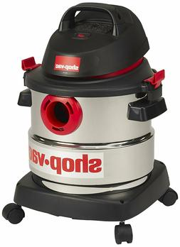 Shop-Vac 5989300 5-Gallon 4.5 Peak HP Stainless Steel Wet Dr