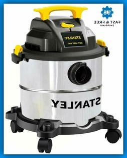 Stanley SL18115 Wet/Dry Wet Dry Vacuum Steel Tank 5 Gallon 4