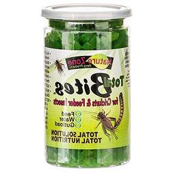Nature Zone SNZ54514 Cricket Total Bites Soft Moist Food, 5-