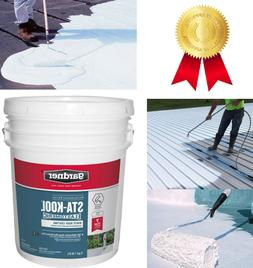 Sta-Kool 5 Gal. 770 Cool Roof Flexible Reflective Rubber Sea