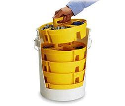 Bucket Boss Brand 15051K Bucket Stacker Kit - Set of 8 - For