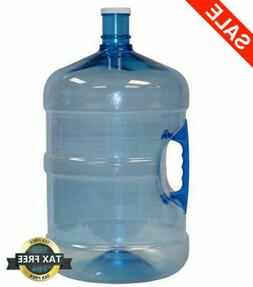 American Made BPA Free Reusable Large 5 Gallon Water Bottle