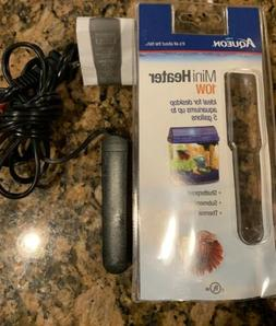 submersible aquarium mini heater 10w brand new
