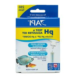 API Test KIT Individual Fish Tank Aquarium Water Test Kit, F
