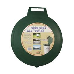 Tote-able Toilet Seat and Lid Model: