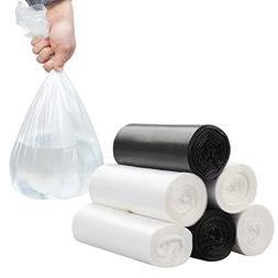 Nicesh 5 Gallon Small Trash Bags,150 Counts, BCW