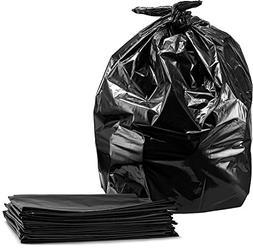 Trash Bags Black, 50 Count ,Multipurpose, Unscented