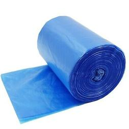 Hommp 5 Gallon Trash Bags, Blue Garbage Bags, 120 Counts