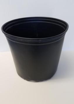 true 3 gallon nursery black plastic pots