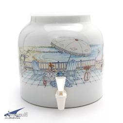 Bluewave Unforgettable Vacation Design Beverage Dispenser Cr