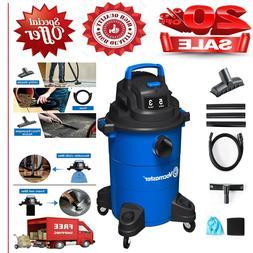 Vacmaster Car Wet Dry Vacuum Cleaner 3 in 1 Shop Vac 5 Gallo