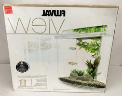 Fluval View Aquarium, 4-Gallon NEW