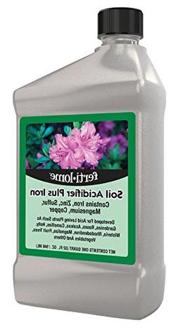 VOLUNTARY PURCHASING GROUP INC Soil Acidifier Plus Iron, 32-