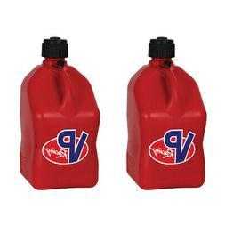 VP Racing 5 Gallon Motorsport Racing Utility Jug Gas Can, Re