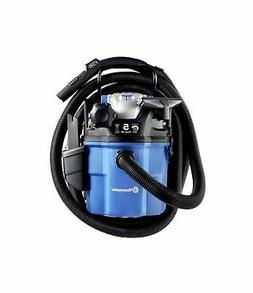 Vacmaster VWM510 5-gallon 5-peak HP Wall-mount Wet/Dry Vacuu