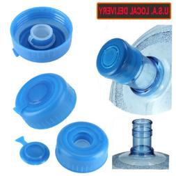 Water Bottle Caps Gallon Screw On Cap Reusable Lid Drinking