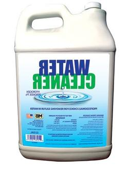 WATER CLEANER 7% PEROXIDE 5 GALLON CASE WITH 2  GALLON JUGS