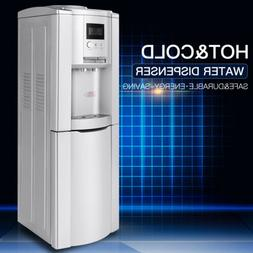 Water Cooler Dispenser Top Loading Stainless Steel Cold Hot